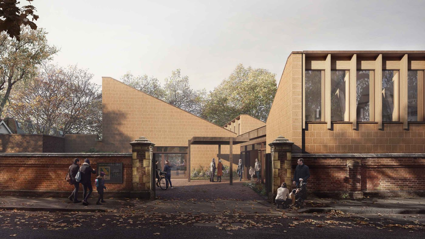 Mae Architects Sands End Community Centre Sfw