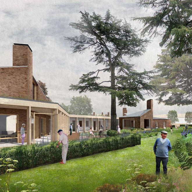 160104 The John Morden Centre Architecture Healthcare Sfw