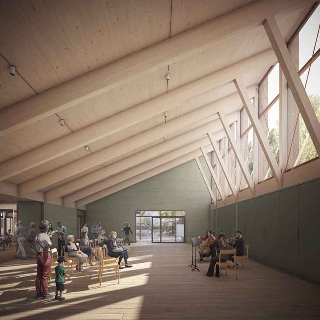 Mae Architects Sands End Community Centre 1706 N9 Sfw