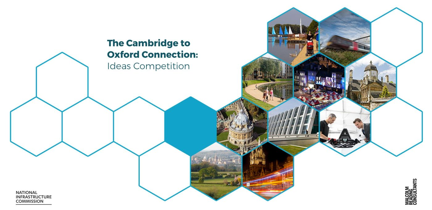 170904 Mae Oxford To Cambridge Connection Ideas Competition