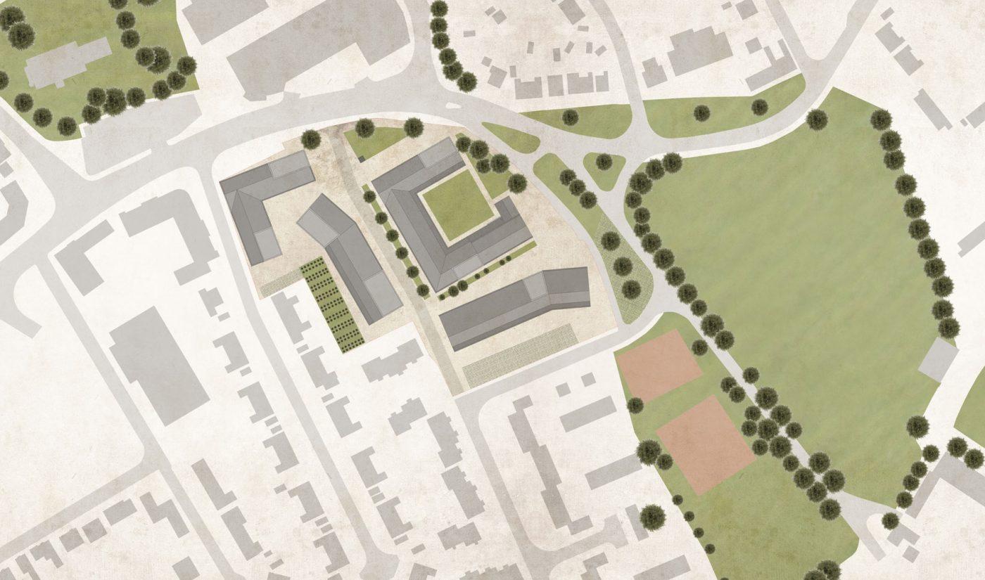 Houghton Regis Plan